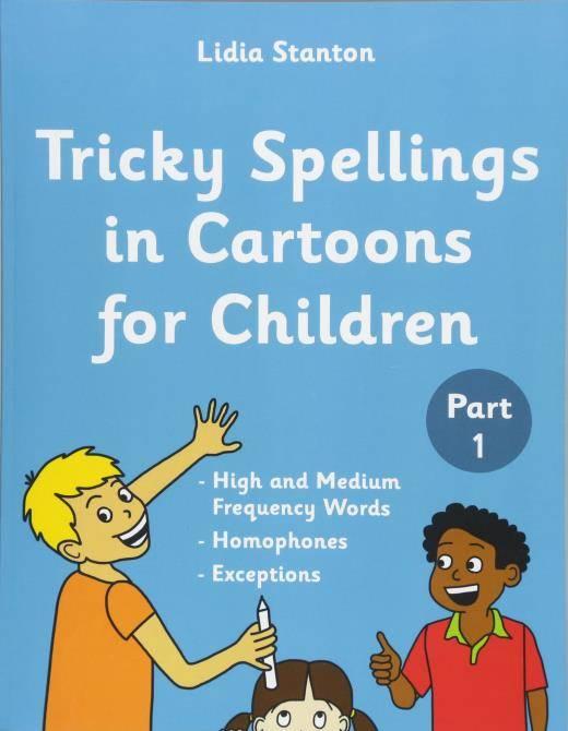 Tricky spellings