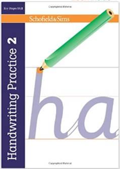 cursive workbook 1