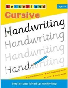cursive workbook 4