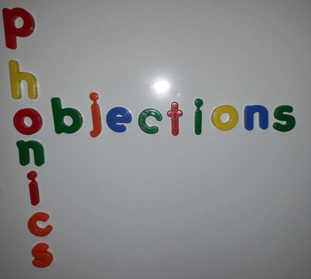 phonics objections