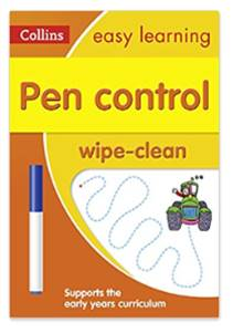 Handwriting wipe clean 1