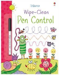 Handwriting wipe clean 2