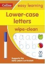 wipe clean letters 1