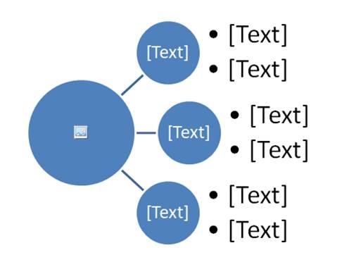 Graphic organiser - radial list