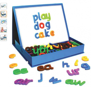 Jolly Phonics letters