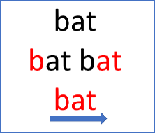 bat blending